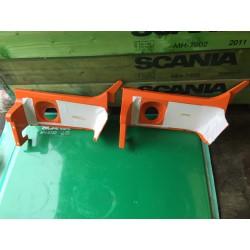 NOWE Spojlery maski plastiki lusterka do SCANI R 2011-